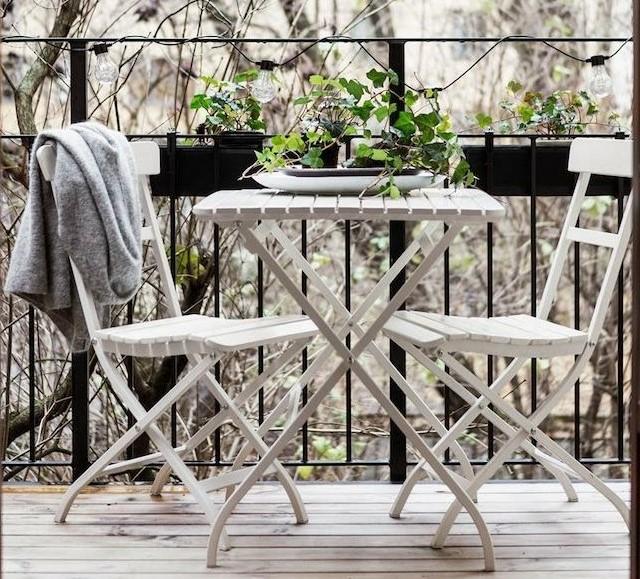 Kucuk Balkon Dekorasyon Ornekleri Ev Dekorasyonu