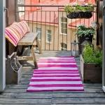 küçük balkon dekorasyonu fikirleri 2019