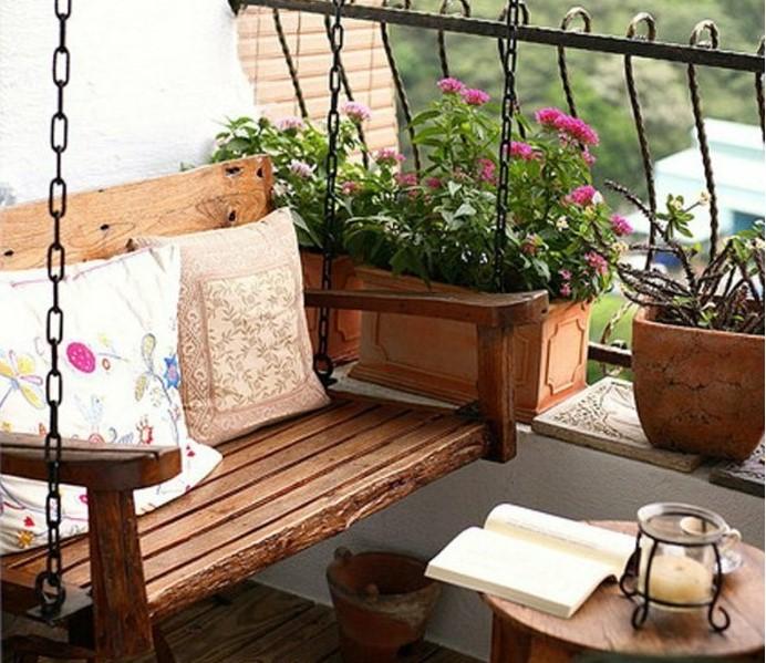 Kucuk Balkon Dekorasyonu Nasil Yapilir Ev Dekorasyonu