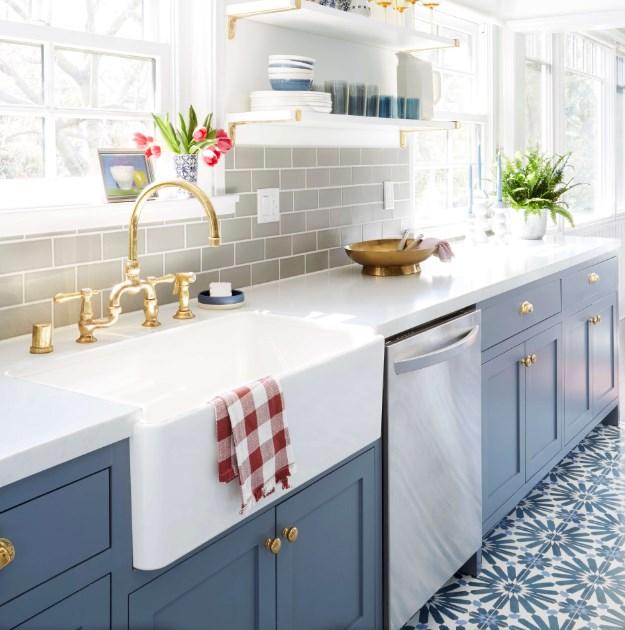 modern mutfak dekorasyonu 2018 2019