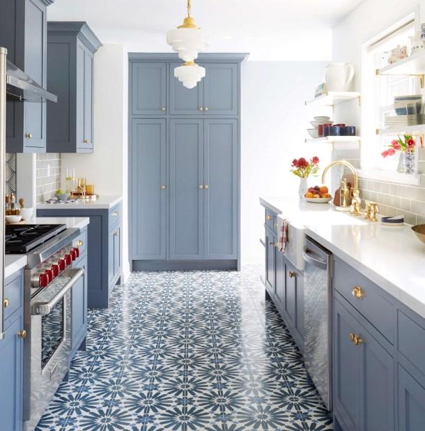 modern mutfak dekorasyonu 2019
