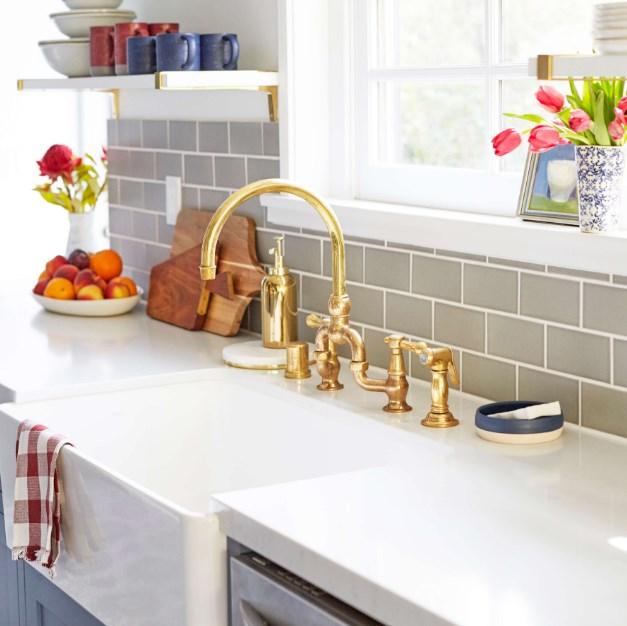 modern mutfak muslukları 2018