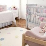 pastel renk kız bebek odası dekorasyonu 2019