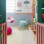 süslü kız bebek odaları 2018