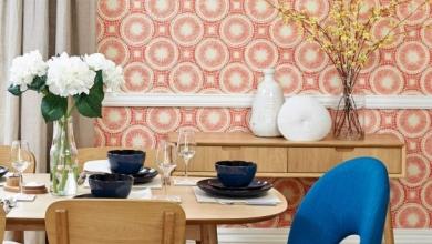 yemek odasına renk ekleme fikirleri 2019