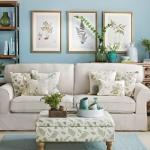 2018 ilkbahar yaz dekorasyon renk fikirleri