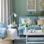 2018 ilkbahar yaz dekorasyon renk trendleri