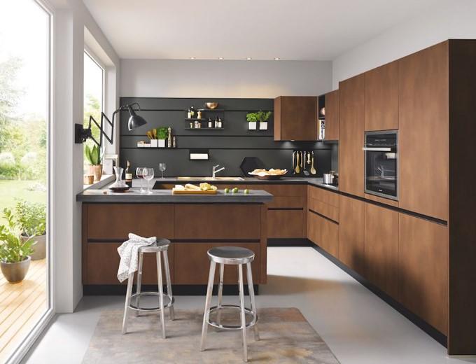açık raf sistemli mutfaklar 2019