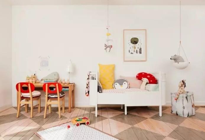 Beyaz çocuk odası 2019 2020