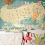 çocuk odası duvar kağıdı modelleri 2019