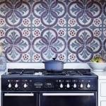eski fayans modellerinin mutfakta kullanımı