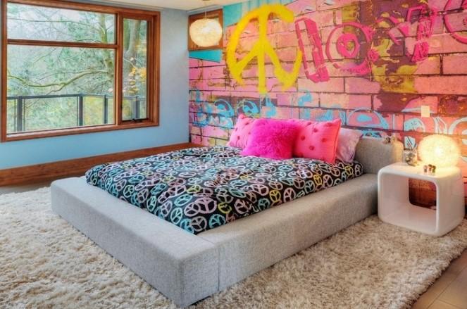 genç odası duvar kağıdı