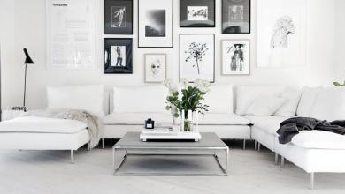 iskandinav tarzı ev dekorasyonu