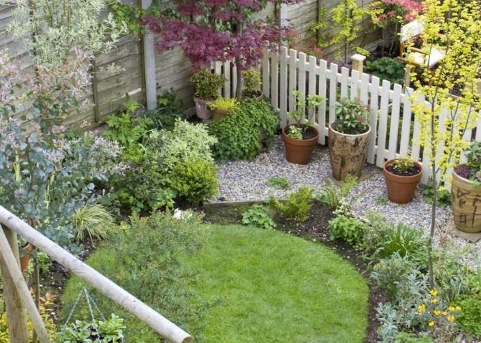 kolay bahçe güzelleştirme fikirleri 2019