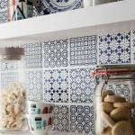 mutfak için patchwork fayanslar 2019