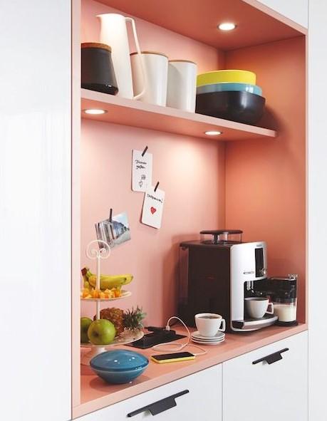 pastel mutfak modelleri 2019