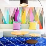 pastel renkli duvar kağıdı modeli 2018