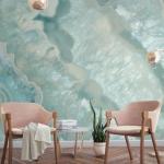 Pastel tonlu duvar kağıdı modelleri