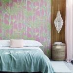 yatak odası duvar kağıdı modelleri 2019