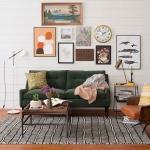 yeşil koltuk dekorasyon fikirleri 2019