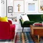 yeşil koltukla uyumlu renkler nelerdir