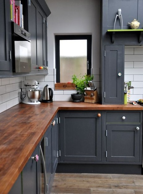 ahşap mutfak tezgahı modelleri 2018 2019