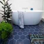 altıgen banyo fayans modelleri 2018 2019