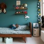 çocuk odası ahşap karyola modelleri 2018