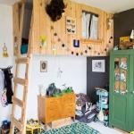 çocuk odası yaratıcı karyola modelleri