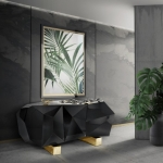 iç tasarım yeşil bitkiler 2018