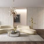lüks salonlar için modern koltuk modelleri 2018