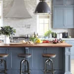 maun ağacından mutfak tezgahı modeli