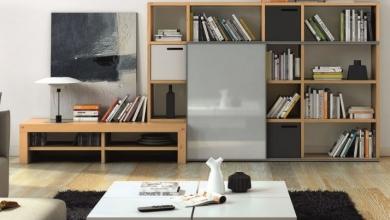 Oturma odası depolama çözümleri tv üniteleri duvara monte raflar kitaplıklar