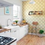 retro tarz modern mutfaklar 2018