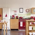 retro tarzı modern mutfaklar 2018 2019