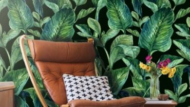 yeşil yapraklı duvar kağıtları 2018 2019