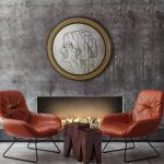 modern oturma odası mobilyaları 2019