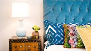 trend renk kombinasyonları 2018 yatak odasi