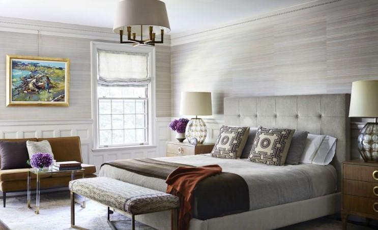 yatak odası renk kombinasyonları 2018