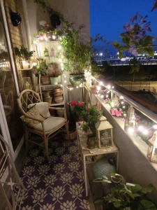 Balkon Aydınlatma