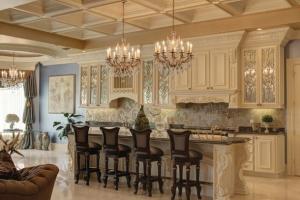 Barok Mutfak Tasarımı