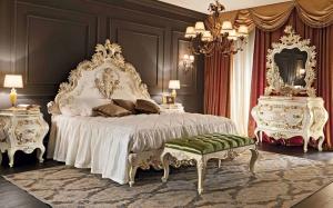 Barok Yatak Odası Modeli