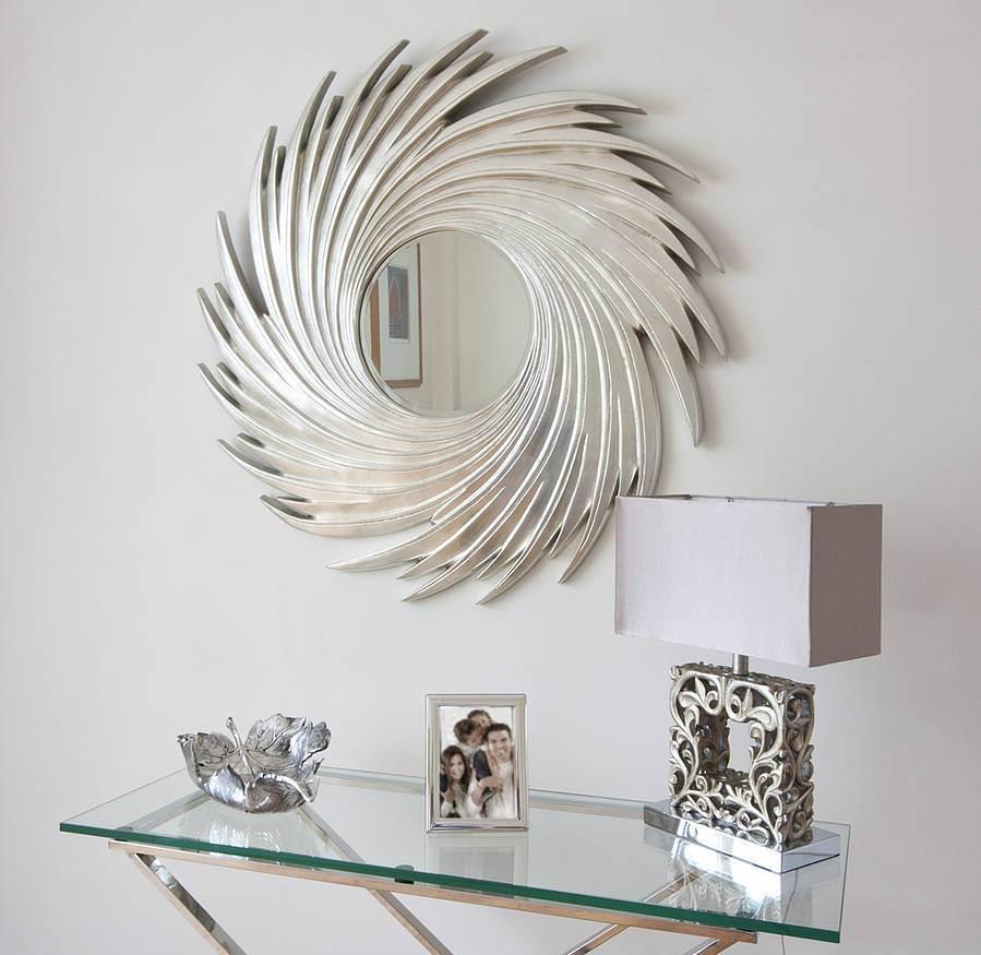 2019 Ayna Dekorasyonu Modeli