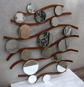 Şık Ayna Dekorasyonu