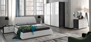 Enza Home Crystal Yatak Odası Takımı