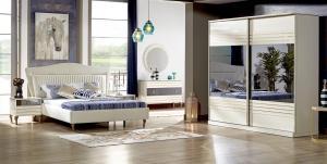 Ergül Mobilya Alyans Yatak Odası