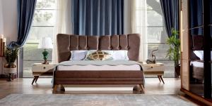 Ergül Mobilya Başak Yatak Odası