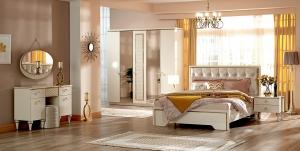 Ergül Mobilya Gazel Yatak Odası