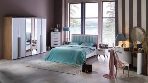 İstikbal Nella Yatak Odası Takımı