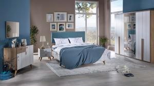 İstikbal Santino Yatak Odası Takımı